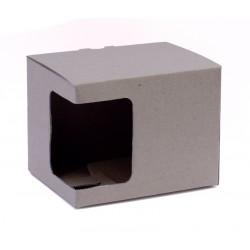 Kartonska kutija za šalice, natural | KT1