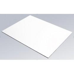 Sublimacijska pločica za natpise (samoljepljiva) | SH0002