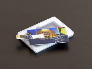 USB Kartica 16 GB | AK-20 - PVC pakiranje za USB memorijsku karticu | J-5