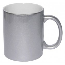 Sublimacijska šalica srebrna (silver) | SM-16S