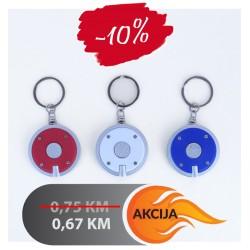Privjesak za ključeve sa LED lampicom   PMM01