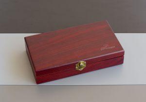 Drvena poklon kutija